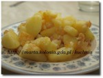 Kartofelki smażone ze słoninką