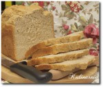 Chleb pszenno-żytni na zakwasie (z automatu)