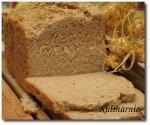Chleb mieszany pszenno-żytni na maślance